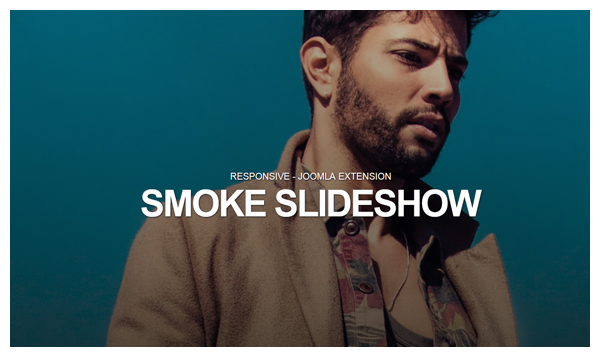 smoke slideshow joomla extension