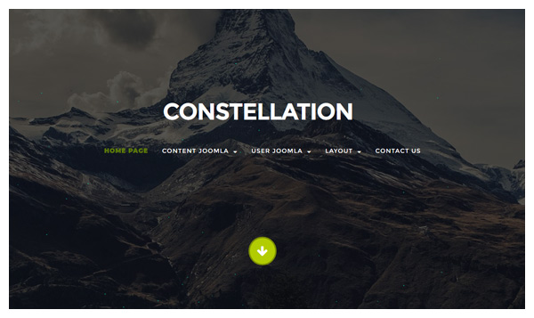 constellation wordpress themes responsive