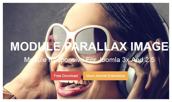 parallax image joomla extension