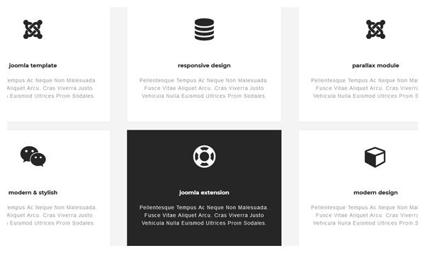 info box joomla extension